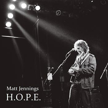 Matt Jennings H.O.P.E. album cover